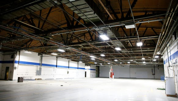 Incubator Works is transforming a large assembly room