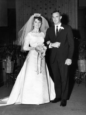 50th Wedding Anniversary - Zeke and Trudi Ward