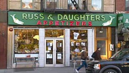 Russ & Daughters opened in 1914.