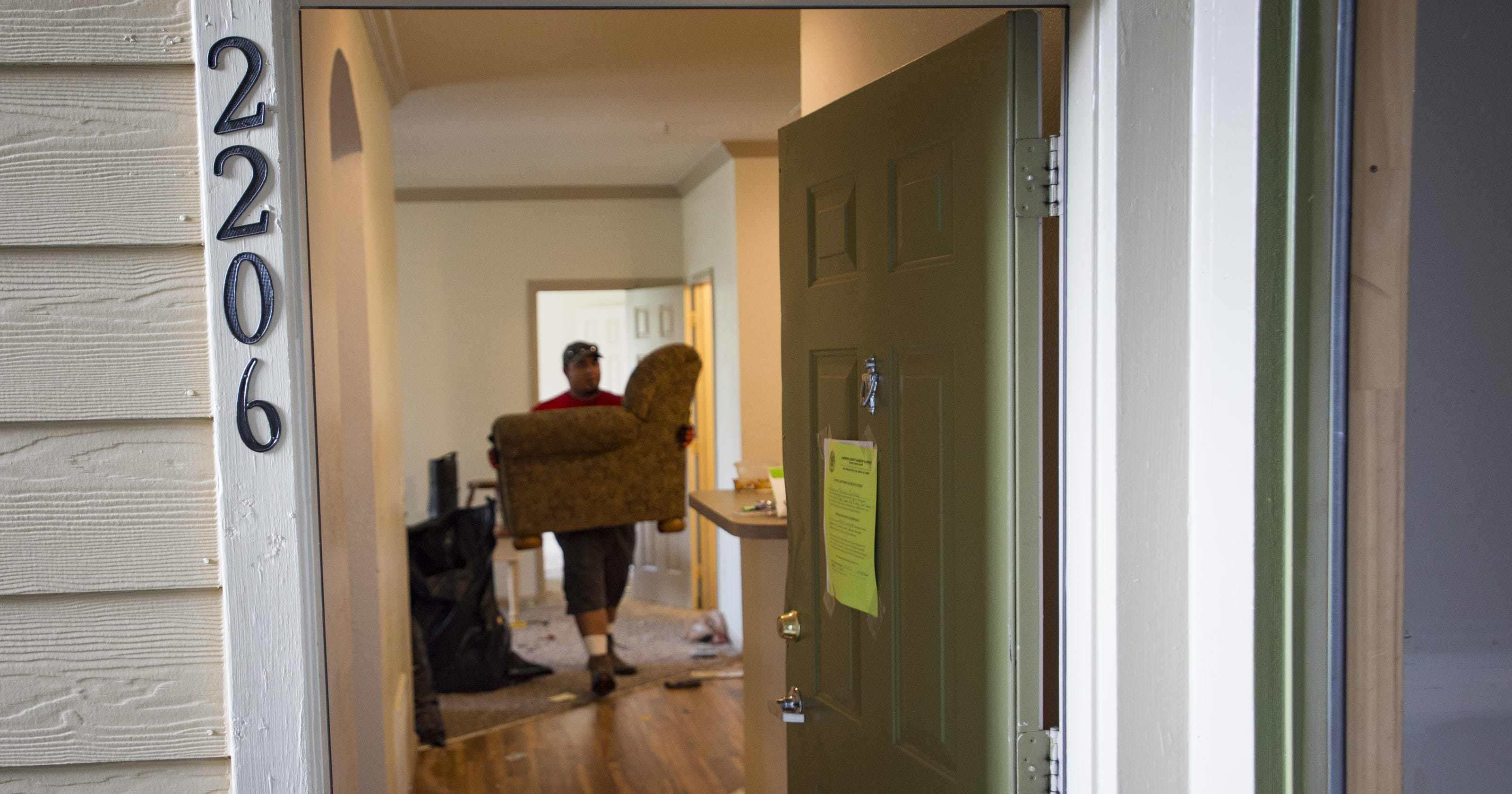 Colorado ranks poorly on renters' rights, with mixed results on