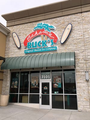 Bahama Buck's fourth El Paso location, the 100th in the nation, is set to open March 7 in the North Hills Crossing shopping center at Martin Luther King Jr. Boulevard and U.S. 54.