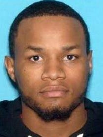 Isaiah Franklin was arrested at a home in Burlington City. He's wanted for a homicide in Virginia.