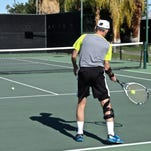 The Plaza Racquet Club in Palm Springs photographed on Thursday, Feb. 4, 2016.
