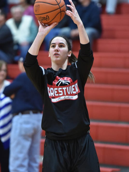 BASKETBALL: St. Peter's at Crestview