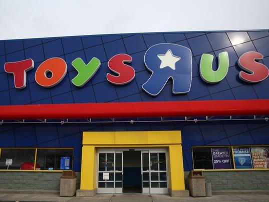 (Reuters) - Toys