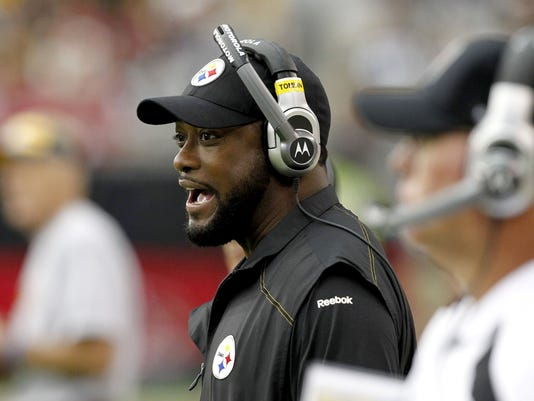 Head Coach Mike Tomlin signed a two-year contract extension.