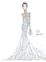Don O'Neill, Creative Director for Theia, sketches