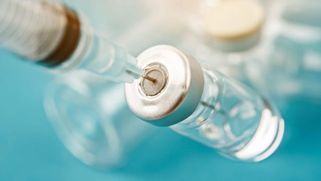 In a normal year, U.S. hospitals go through 4.5 billion disposable, plastic syringes. That doesn't include syringes pharmacies and doctors' offices use for flu shots. It also doesn't include the retail market for diabetics or the flush injectors hospitals use for IV fluids.