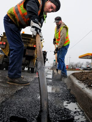 Voters rejected Proposal 1, which would have raised $1.3 billion for road improvements.