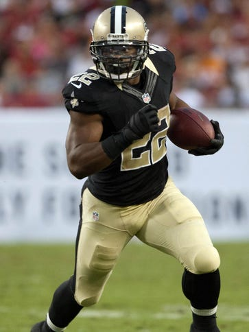 Saints RB Mark Ingram was named to the Pro Bowl for