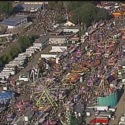 The Minnesota State Fair announced Tuesday that a new overall attendance record was set during the 2014 fair, which ended Monday.