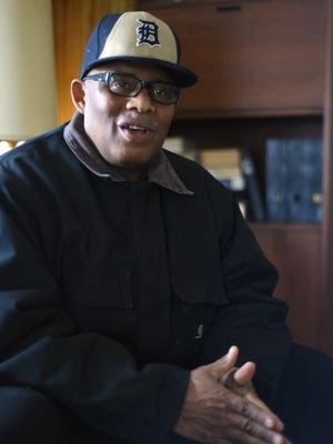"Ernest Barber, 64, of Pontiac was diagnosed with prostate cancer about a year ago after he went to a free Men's Health Clinic. ""Six to eight of my friends have been diagnosed, had surgery or are going through the process,"" said Barber at his mother's home Saturday, Nov. 1, 2014."
