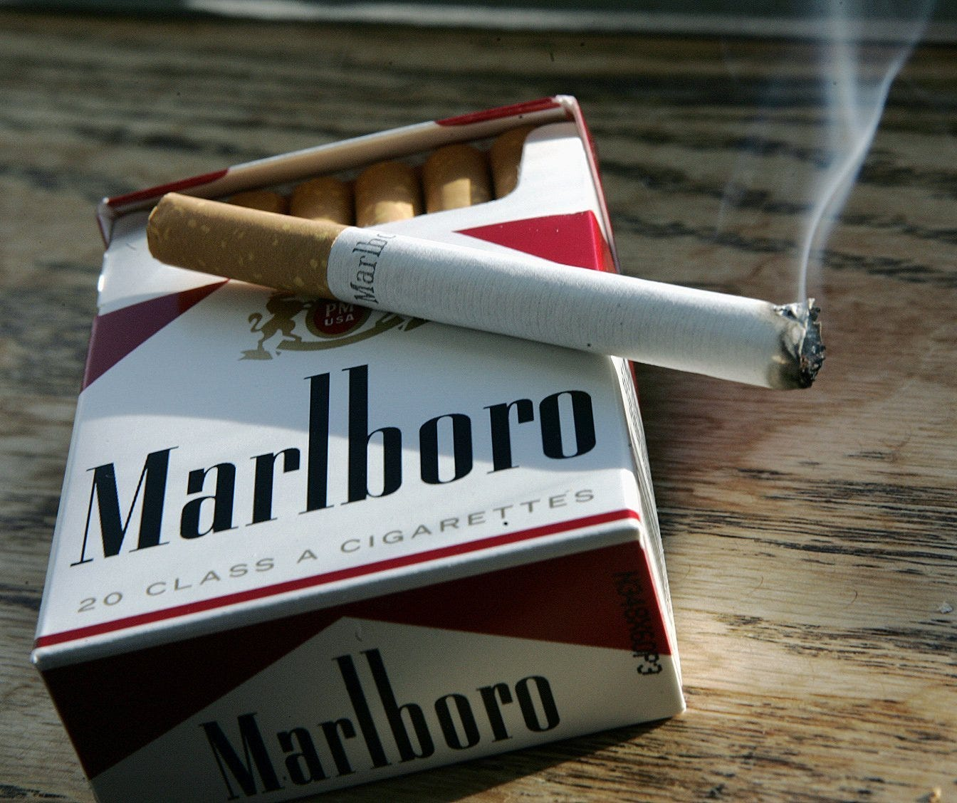 How much is cigarettes USA