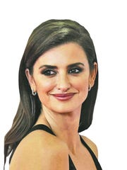 Spanish actress Penelope Cruz a