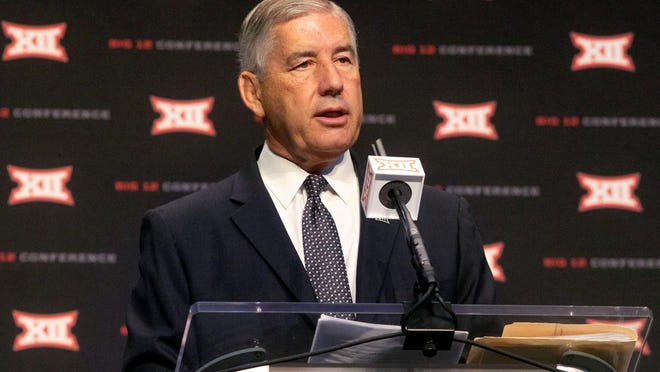 "On Monday, Big 12 Commissioner Bob Bowlsby said it could be ""a matter of years"" before schools recover from the financial blow they took when the COVID-19 pandemic shut down sports."