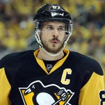 Penguins captain Sidney Crosby diagnosed with a concussion