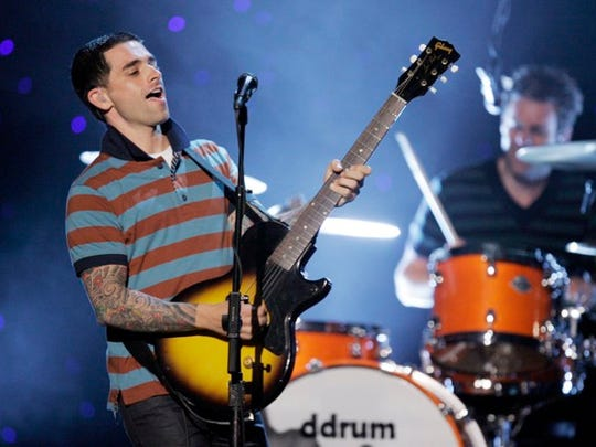"Dashboard Confessional's ""Taste of Chaos"" tour pulls into The Centre of Tallahassee for a show on Sunday."