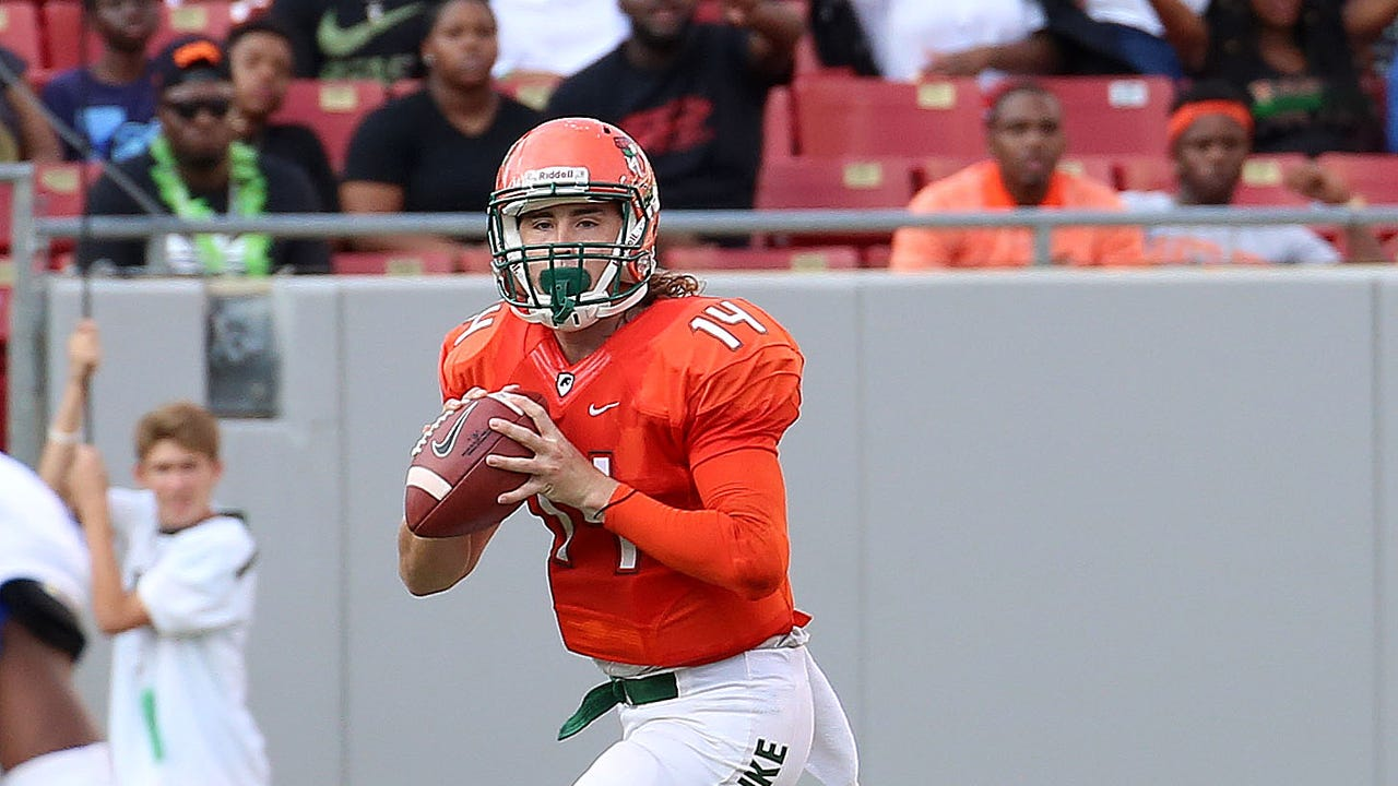 Watch it: FAMU QB Ryan Stanley recaps loss to Tennessee State