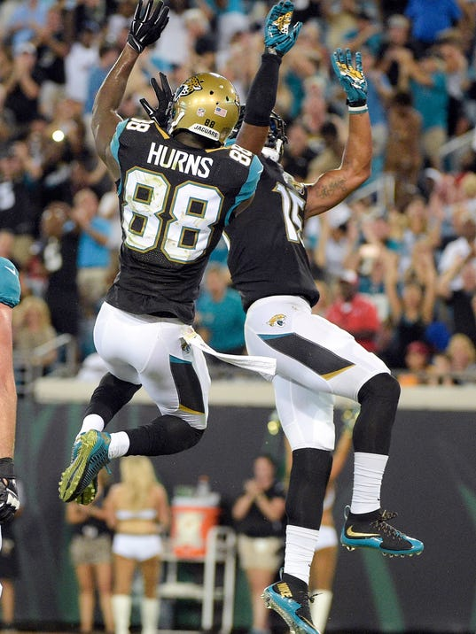 Bortles sharp early; Bucs rally to beat Jaguars 27-21