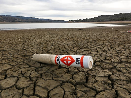 AP CALIFORNIA DROUGHT A FILE USA CA