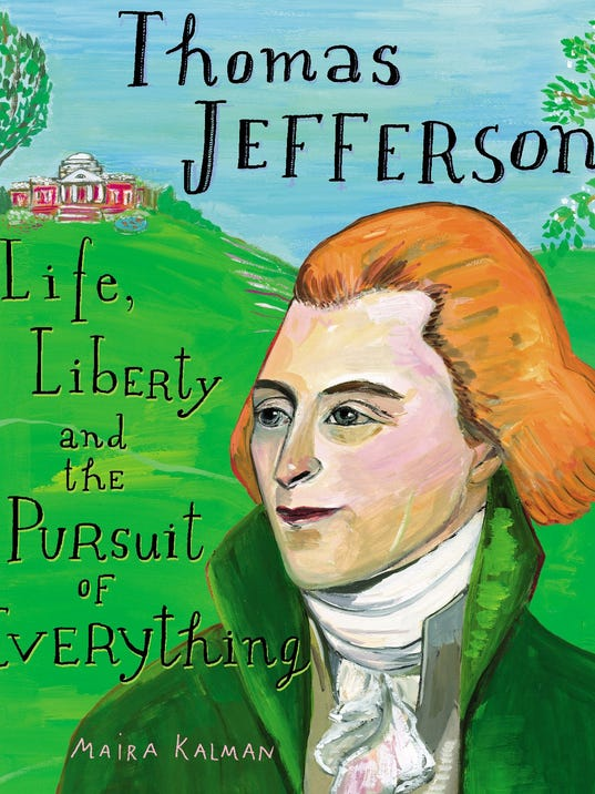bioggraphy thomas jefferson This classic biography of thomas jefferson, written by one of the most renowned  jefferson scholars, was published in six volumes over 33.