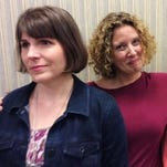 Featured in The Listening Place, Readers' Theater production of 'Crimes of the Heart' 2 p.m., Saturday, Feb. 27, are Kalyn Shubnell, Katie Day, and Brittney Buffo.
