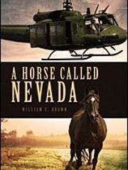 "North Fort Myers Author William Brown will sign copies of his book ""A Horse Called Nevada,"" on Saturda yand July 16."