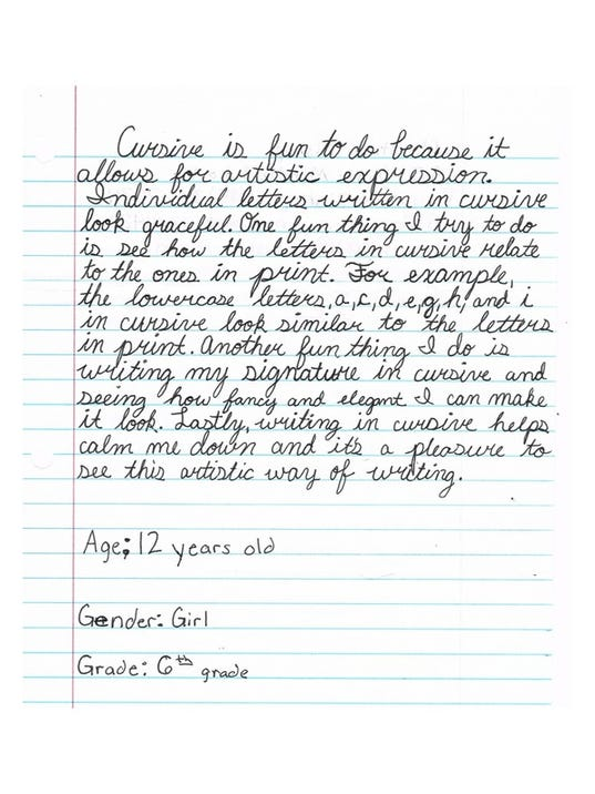 reading cursive writing New readers press improves life skills with innovative high quality esl and ged learning materials for reading, writing, mathematics, science and social studies our.
