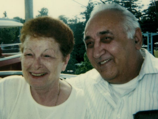 Mary and Ferdinando Acerra of Stormville are pictured