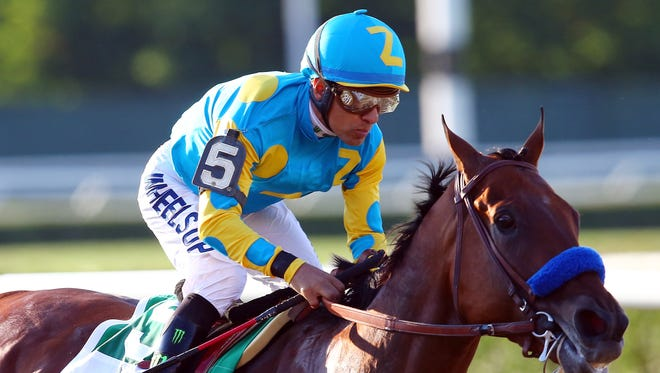 At 43-years-old, Victor Espinoza is the oldest Triple Crown-winning jockey in history.