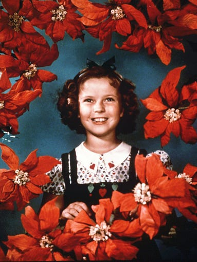 Shirley Temple, the most popular child star in movie history, has died at the age of 85.