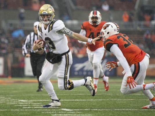 NCAA Football: UCLA at Oregon State