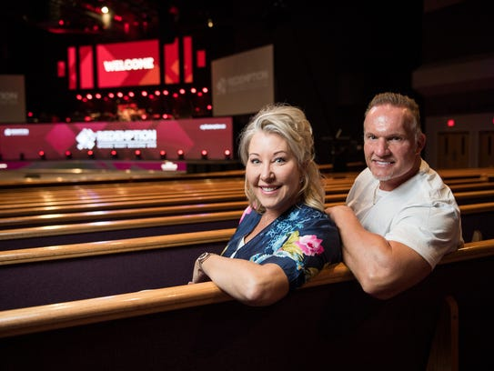 Pastor Ron Carpenter and his wife Hope will be leaving