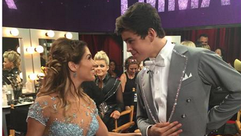 The switch-up brought Allison Holker a new Prince Charming.