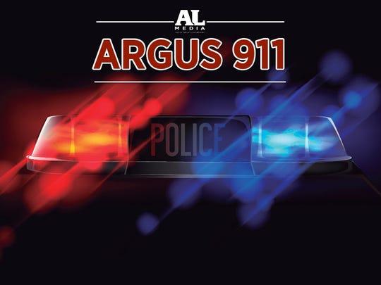 Argus 911 police tile