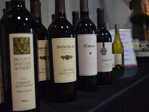 The Vero Vino Wine & Food Festival featured a wide