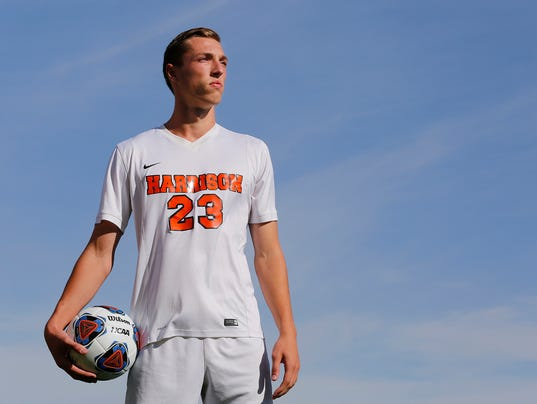 LAF J&C Boys Soccer Player of the Year Hall