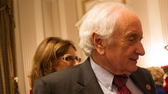 Rep. Sandy Levin of Michigan is the top Democrat on the Ways and Means Committee.