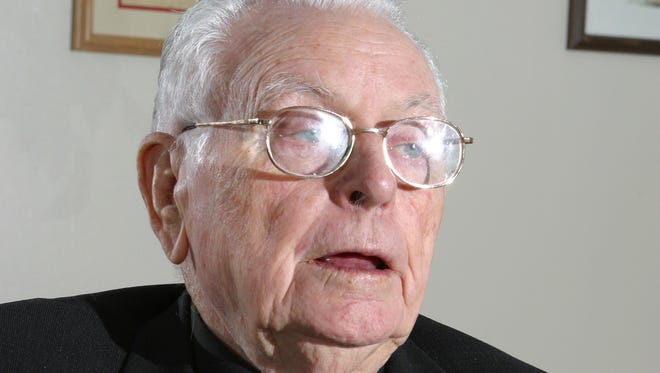 Monsignor Eugene Maguire, a beloved religious leader in Scottsdale, served in the Valley for more than 50 years.