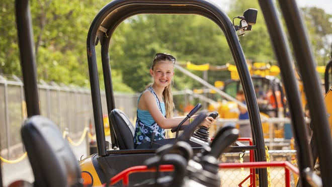 Out of ideas on what to do for spring break? Consider Diggerland in West Berlin, New Jersey.