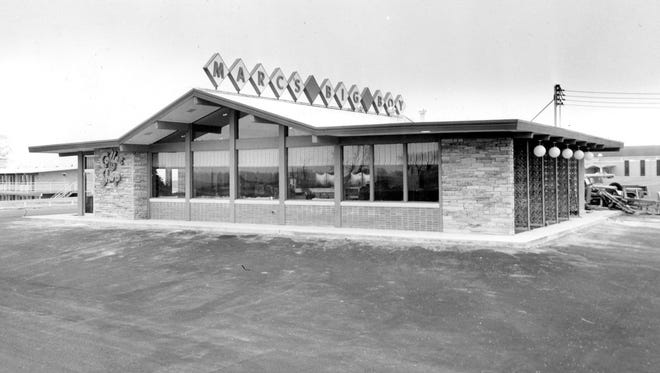 Marc's Big Boy restaurant was located on the grounds of the Guest House Inn on W. College Avenue at Highway 41. The grand opening was held on Friday, Jan. 20, 1961. Post-Crescent photo