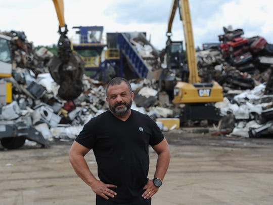 Celebrity Culture: Adam Weitsman, the CEO of Upstate Shredding, is the Greater Binghamton Chamber of Commerce's 2019 Entrepreneur of the Year.
