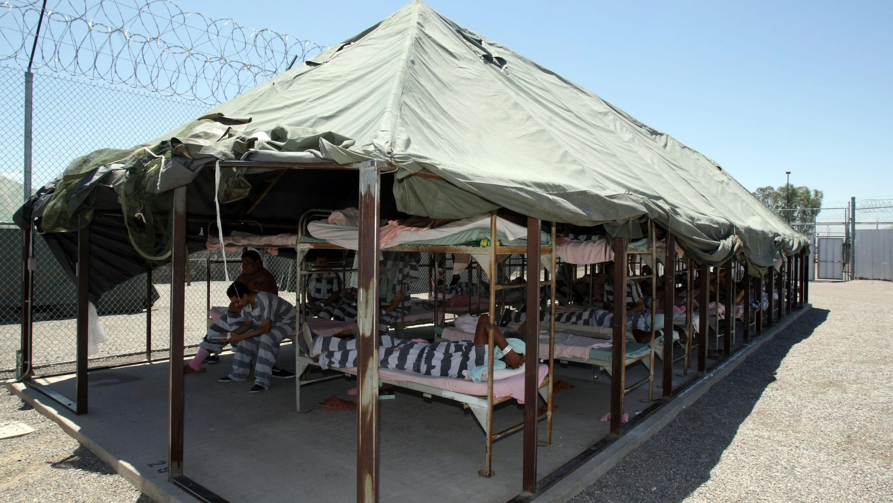 tent city arizona