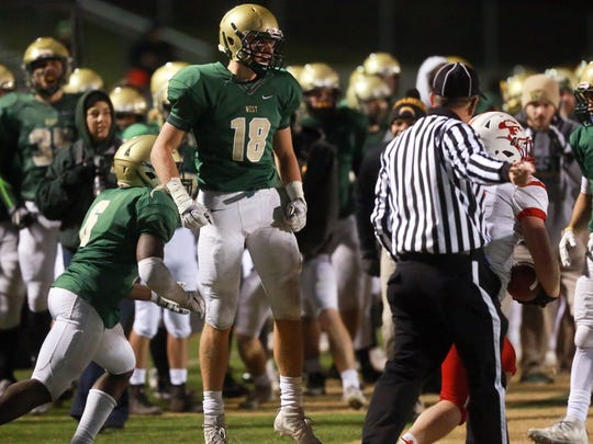 Army commit Cole Mabry has developed into one of the best defensive players in the state.