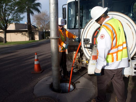 City of Phoenix Water Services Department - Home   Facebook
