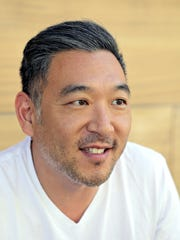 Andrew Nam, chef of Stingray Sushi in Scottsdale.