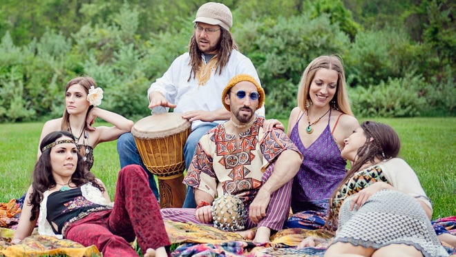 """Aquarian Exposition: A Trip Back to the Original Woodstock"" from Philadelphia's Sharp Dance Company shows promise, says Jay Goodlett."