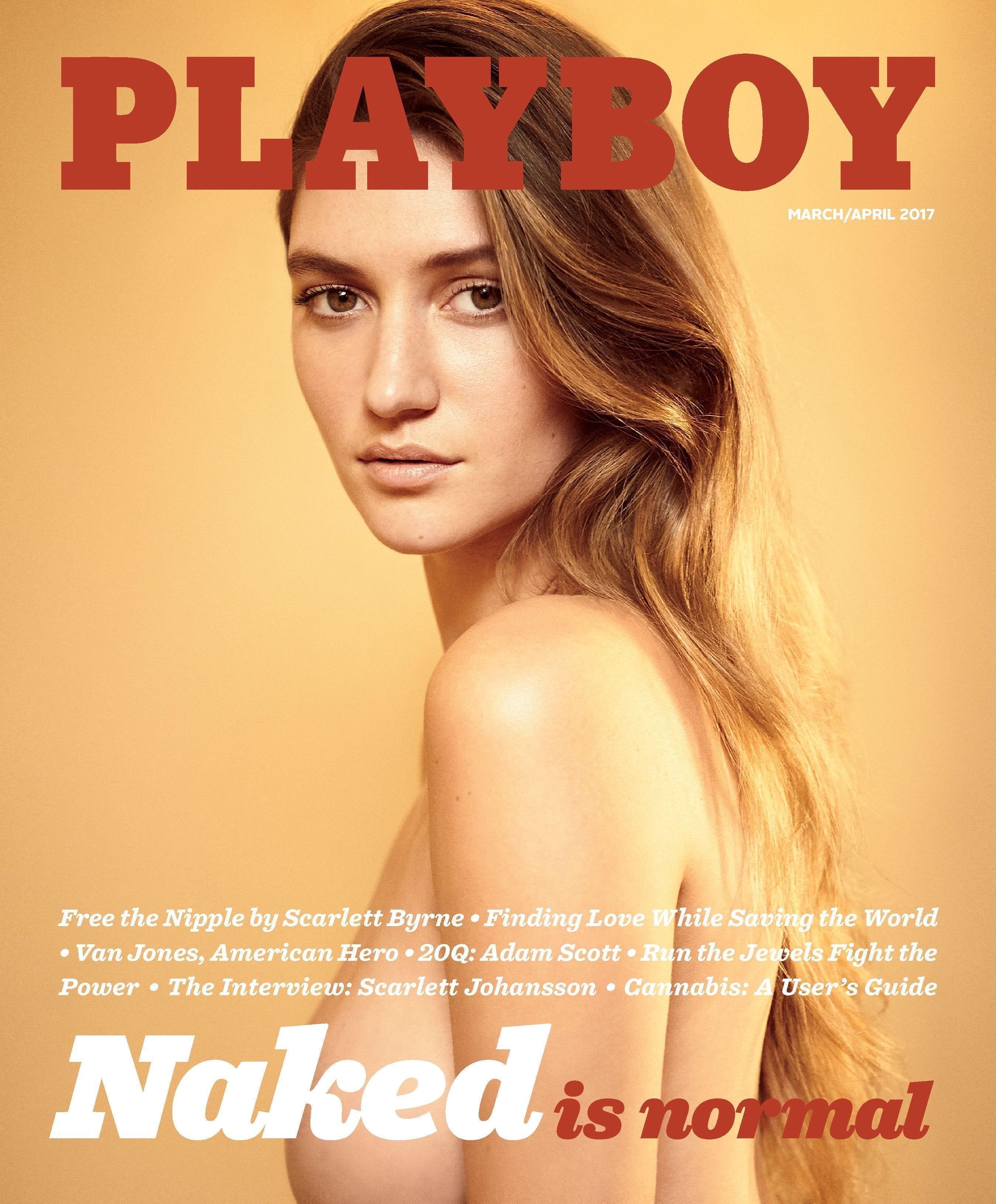 Usa nude girl magazine