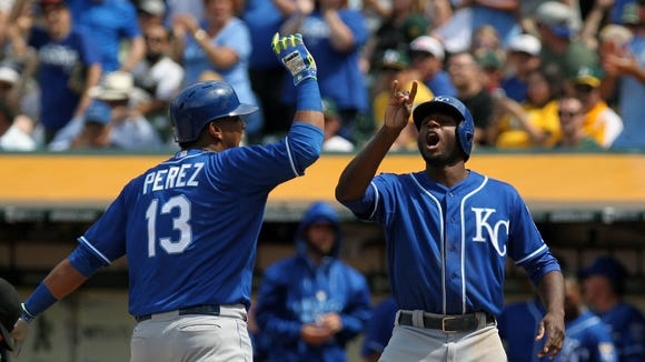Salvador Perez and Lorenzo Cain wil likely be All-Star