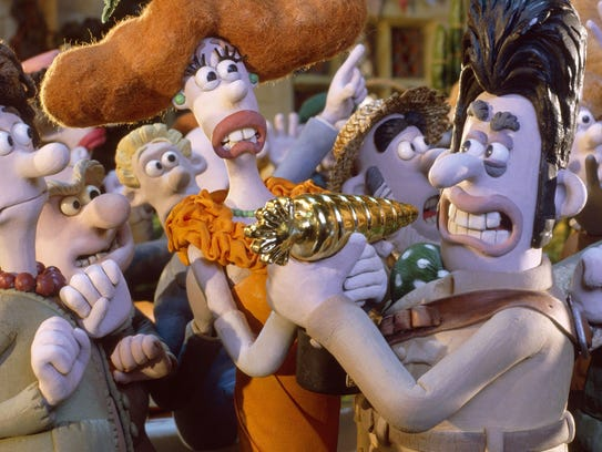 Top Stop Motion Animated Movies